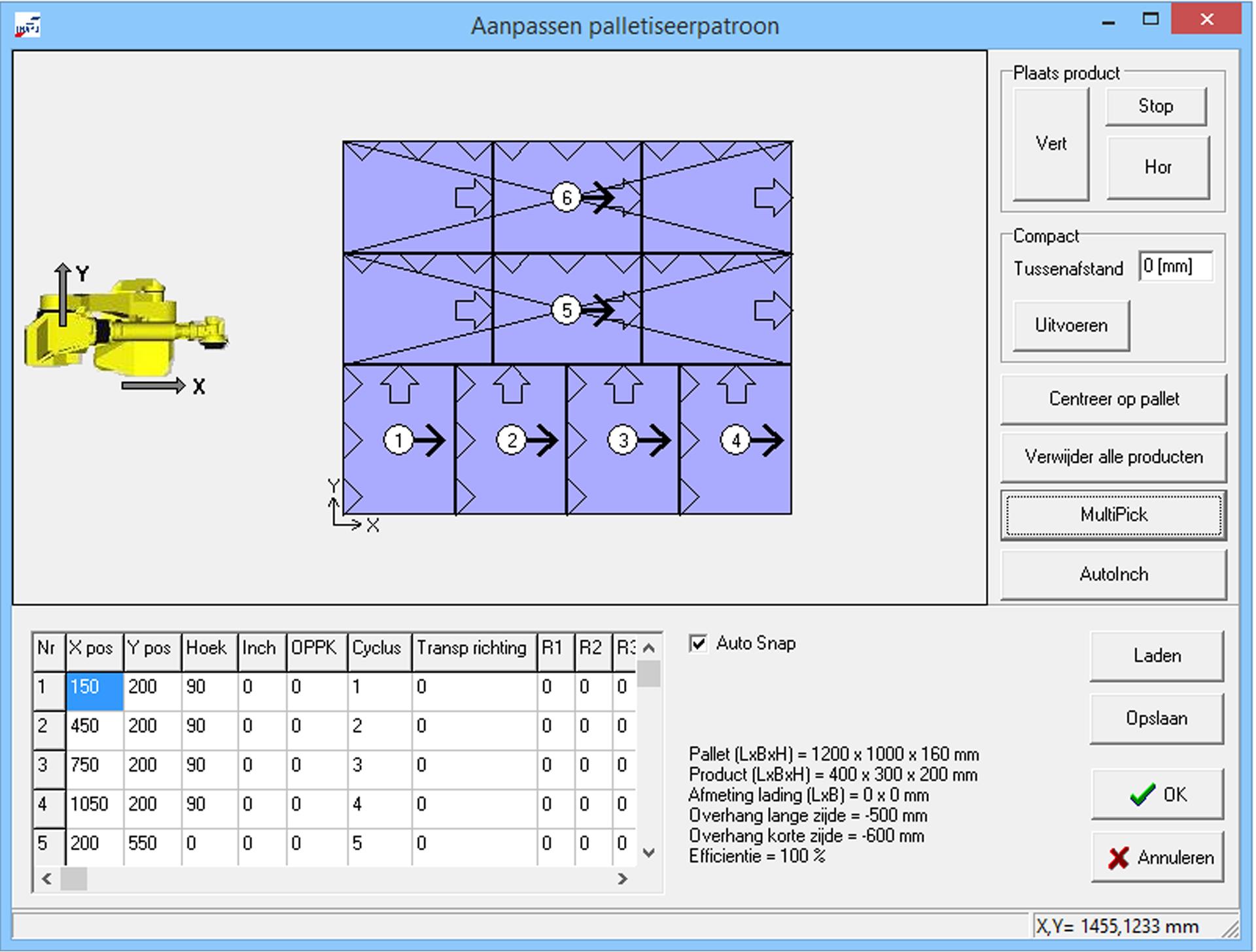 Trapo PSD: software voor ontwerpen stapelpatronen