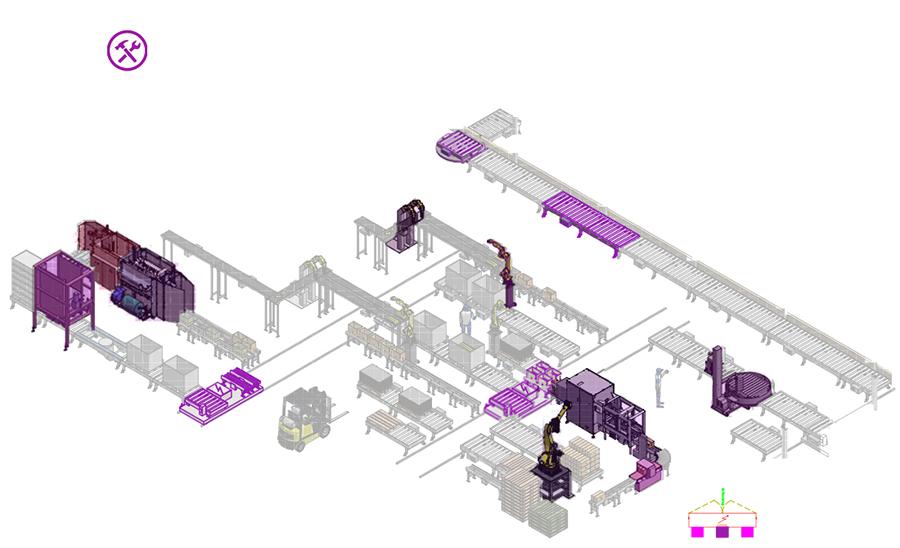 le plan 3D