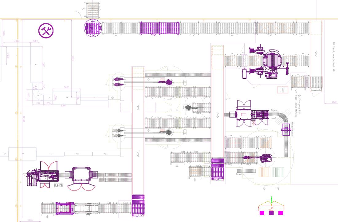 le plan 2D